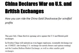 China War